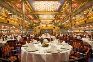 Das Restaurant Vesta lädt ein. Foto: Costa Crociere