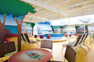 Der Kinderbereich bietet vielfältige Möglichkeiten für die Kinder. Foto: Costa Crociere
