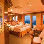 Eine Suite mit Balkon. Foto: Costa Crociere