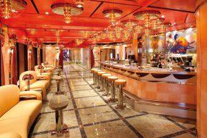 Die Vanilla Bar. Foto: Costa Crociere