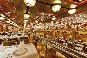 Das Duca d'Orléans ist ein beliebtes Reastaurant an Bord. Foto: Costa Crociere