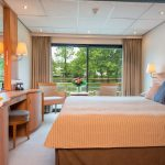 Eine Zwei-Bett Kabine auf dem Oberdeck. Foto: Nicko-Cruises