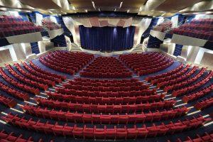 Das Theater sollte auf jedenfall besucht werden. Foto: MSC Crociere