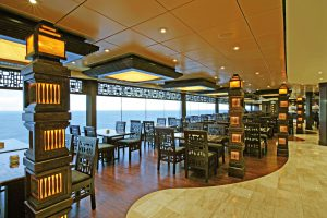 Das Buffetrestaurant L'Africana. Foto: MSC Crociere