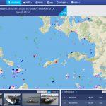 Einfach und Übersichtlich. Grafik: Screenshot marinetraffic.com
