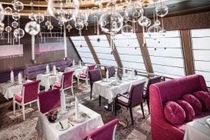 Das Samsara Restaurant. Foto: Costa Crociere