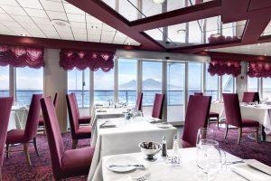 Das Il Covo Restaurant. Foto: MSC Crociere