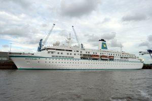 Die MS Deutschland ist erst seit diesem Jahr Teil der Phoenixflotte. Foto: lenthe/touristik-foto.de