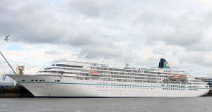 Seit 2015 ist die MS Amadea das neue ZDF Traumschiff. Foto: lenthe/touristik-foto.de
